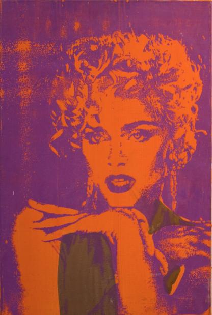 The Orange Madonna